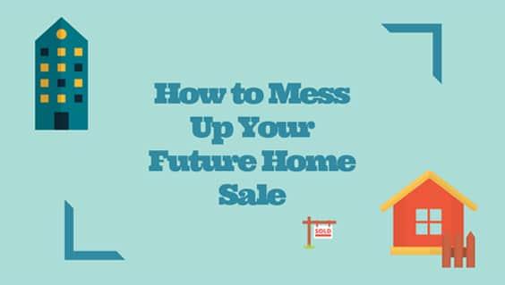 future home sale