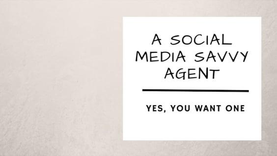 Social Media Savvy Agent